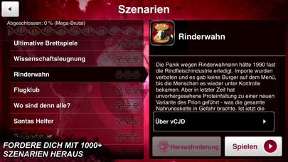 Screenshot for Plague Inc. in Germany App Store