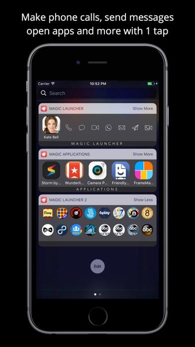 Magic Launcher Proのスクリーンショット