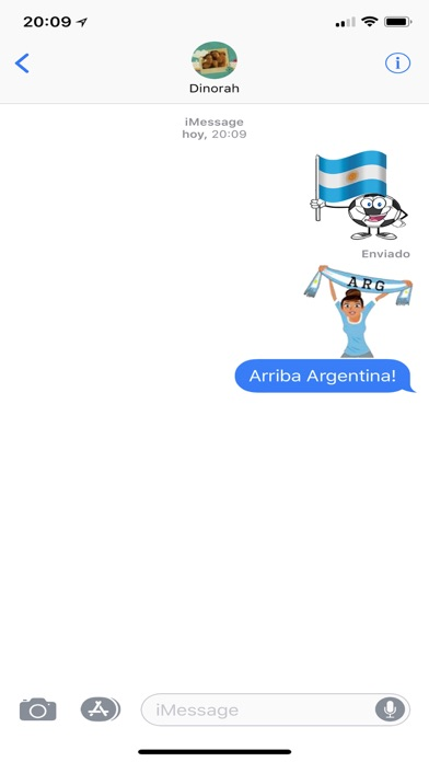 download Russia 2018 Soccer Stickers apps 2