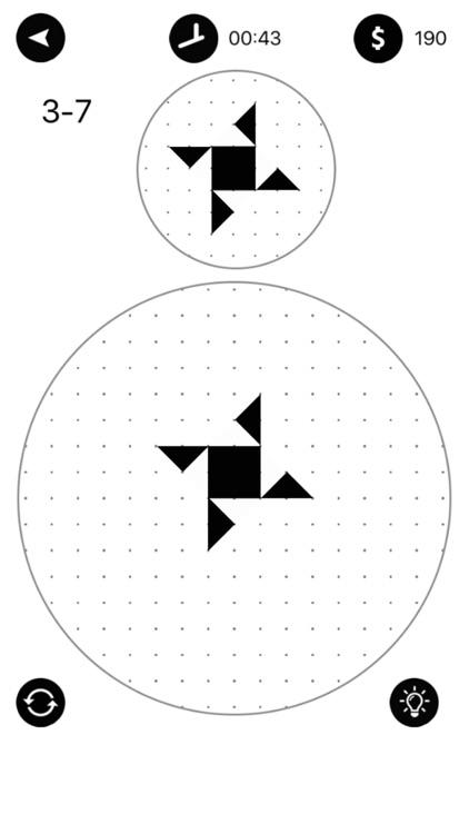 层叠拼图—层叠消除小游戏 screenshot-4