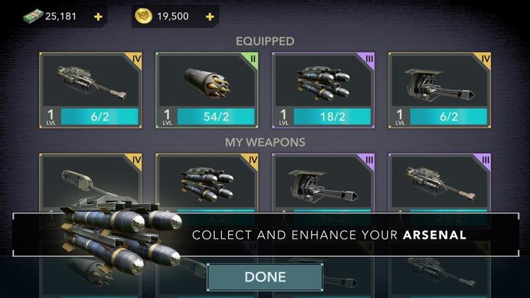 Zombie Gunship Revenant AR screenshot-3