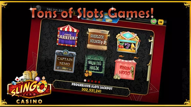Slingo Casino screenshot-2