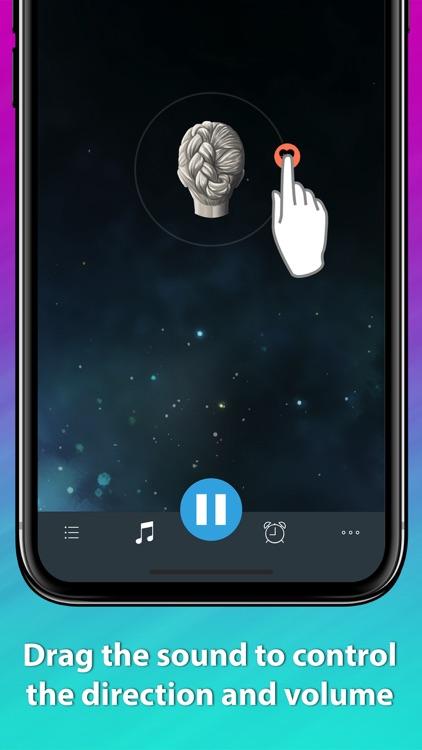 Sleep Orbit: Relaxing 3D Sound screenshot-3