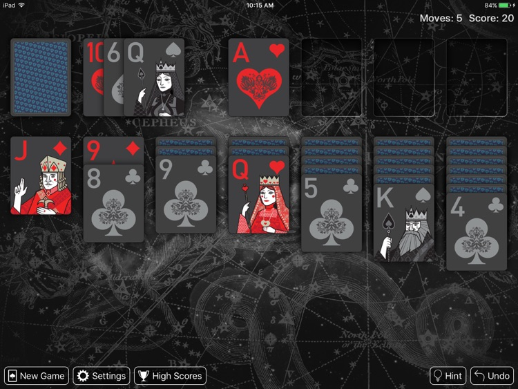 Real Solitaire Pro for iPad screenshot-3