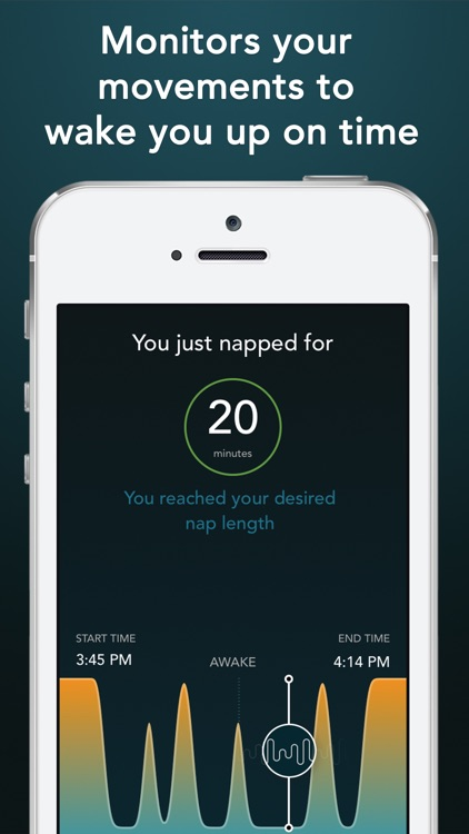 Power Nap HQ: Sleep tracking