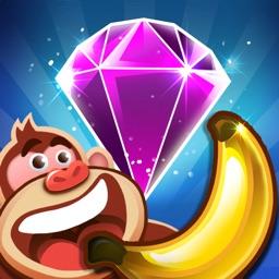 Jewels Bananas Kong