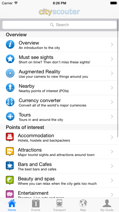 Hanover Travel Guide Offline screenshot three