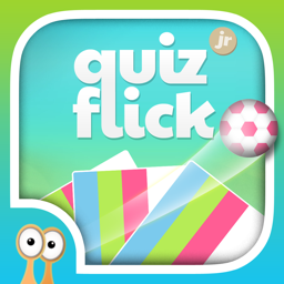 Ícone do app QuizFlick Jr