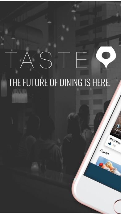 Taste: Dining Recommendations