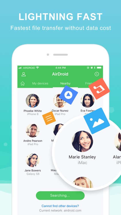 AirDroid - File Transfer&Share screenshot-0