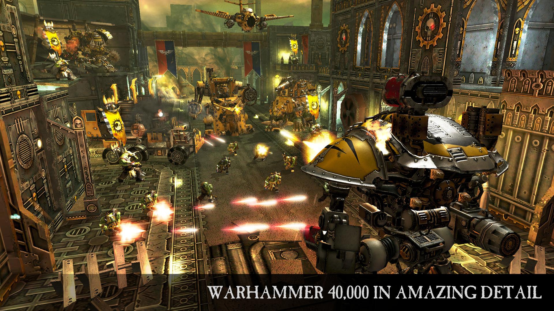 Warhammer 40,000: Freeblade screenshot 13