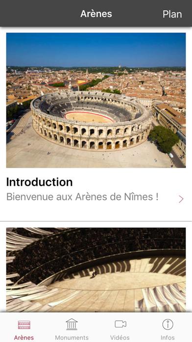 Screenshot #1 pour Arènes de Nîmes