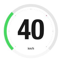 Speedometer - Speed Limit