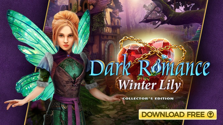 Dark Romance: Winter Lily screenshot-4