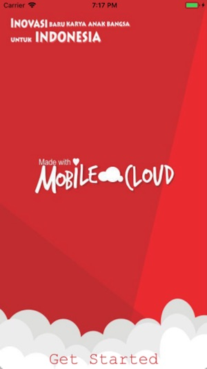 Mobile Cloud on the App Store