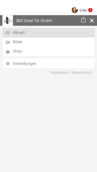 360 Grad Tür GmbH screenshot 2