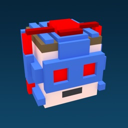 Tiny Cube Invaders