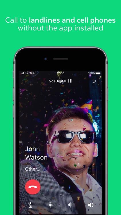 Tuenti: phone with superpowers screenshot-4