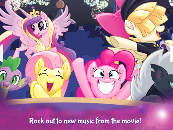 My Little Pony: The Movie screenshot 9