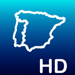Aqua Map: Spain & Portugal