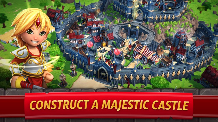 Royal Revolt 2 screenshot-3