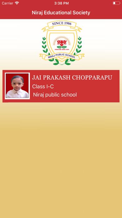 Niraj School screenshot 2