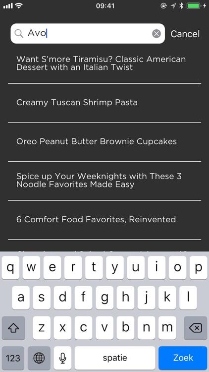 So Yummy: Viral Food Videos screenshot-4
