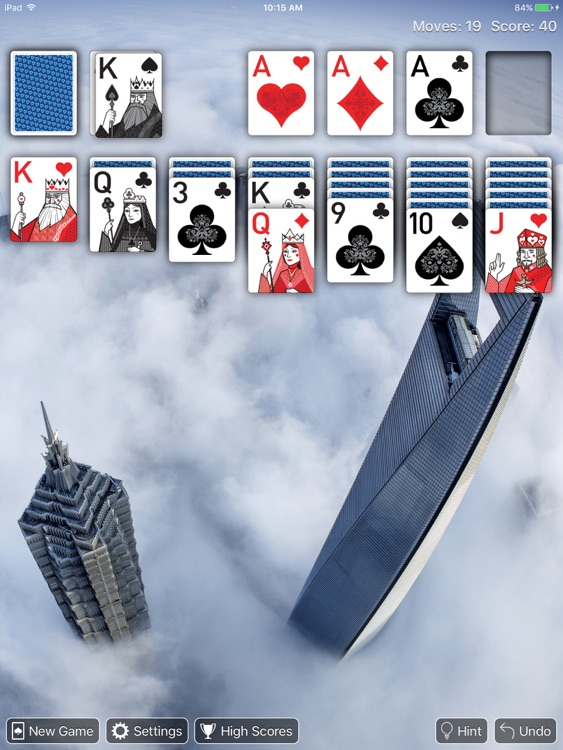 Real Solitaire Pro for iPad screenshot-4