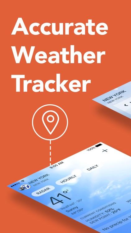 AccuWeather: Weather Forecast screenshot-0