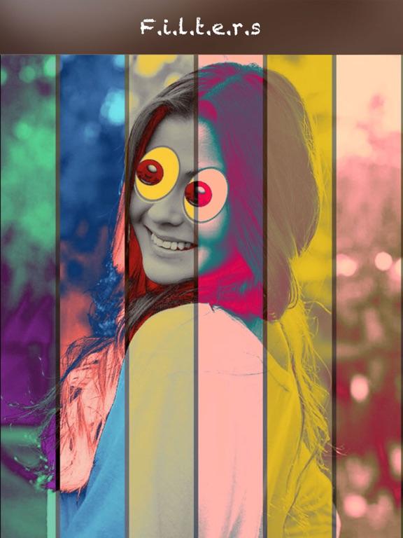 Screenshot #5 pour Emoji Camera - filtres uniques