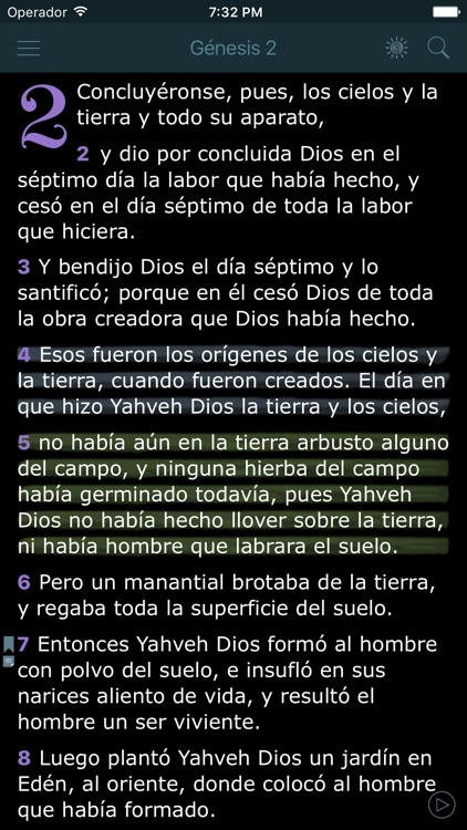 La Biblia de Jerusalén screenshot-1