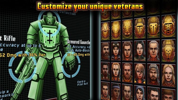Templar Battleforce RPG HD screenshot-4