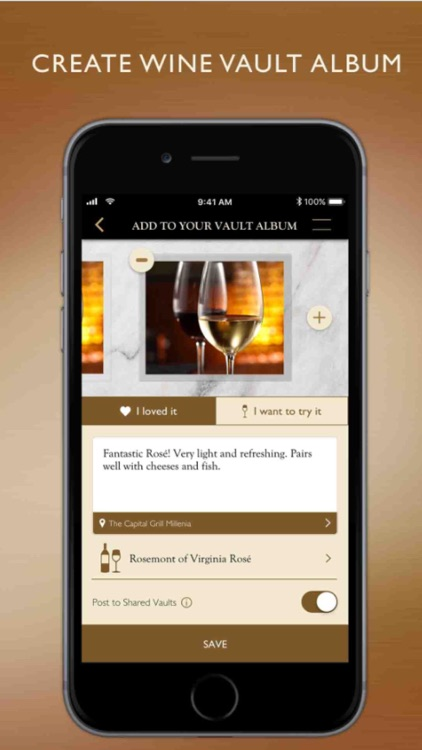 The Capital Grille Concierge screenshot-3