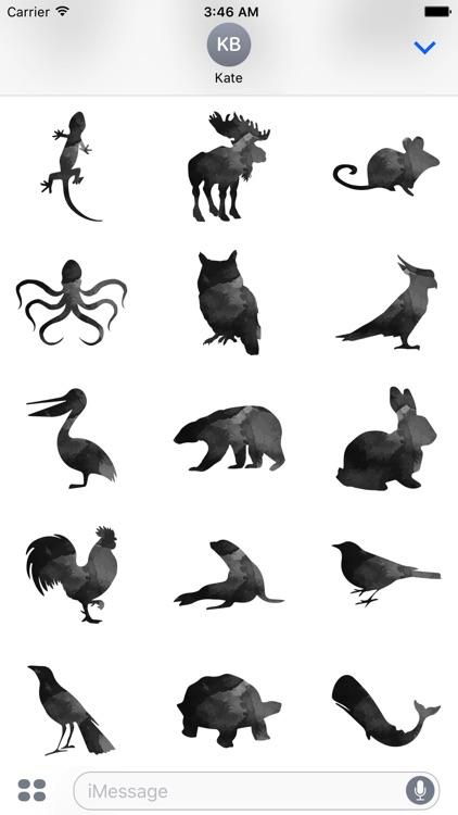 Animals Set Pack 3