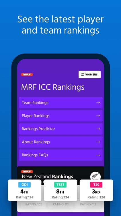 ICC Cricket screenshot-5