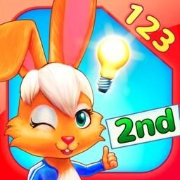 Wonder Bunny Math 2nd Gr
