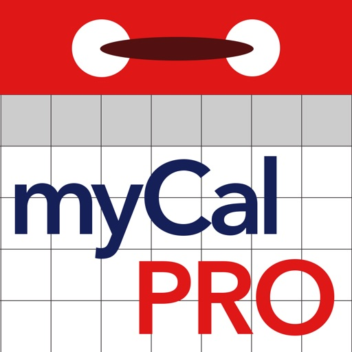 myCal PRO: Calendar & Events
