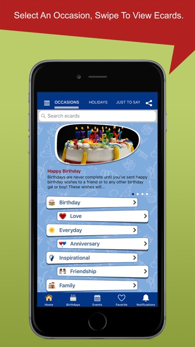 Greeting Cards Wishes App Mobile Apps