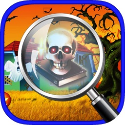 Hidden Objects - Halloween Mystery