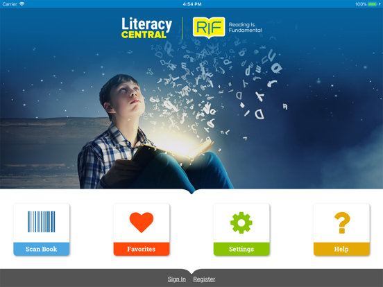 Literacy Centralのおすすめ画像2