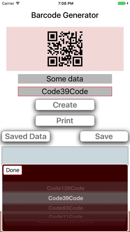 Barcode Generator screenshot-1