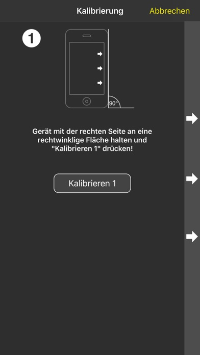 Screenshot for Wasserwaage - Das Original! in Germany App Store
