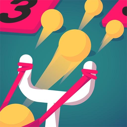 Sling Shot - Balls Attack icon
