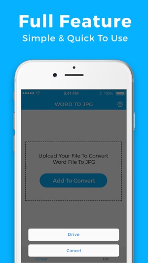 convert picture to jpeg on phone