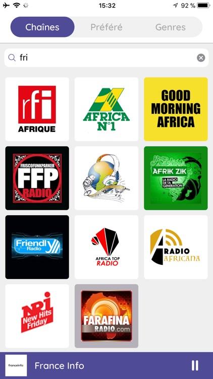 Radio for me - France Live FM screenshot-3
