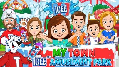 My Town : ICEME Amusement Park screenshot 1