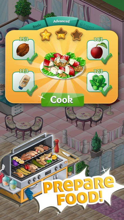 Chef Town: Cooking & Restaurant Simulation screenshot-3