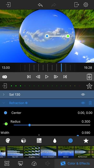 LumaFX Screenshots