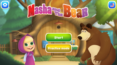 Masha and the Bear: words