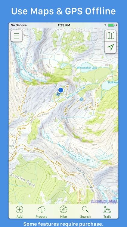 Topo Maps+ screenshot-0
